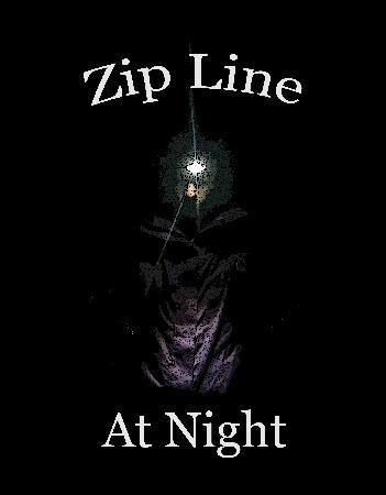Holler Hoppin' Zip Lines: We now offer Night Hops!