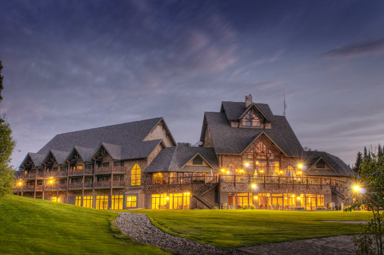 Waskesiu, Канада: Elk Ridge Lodge