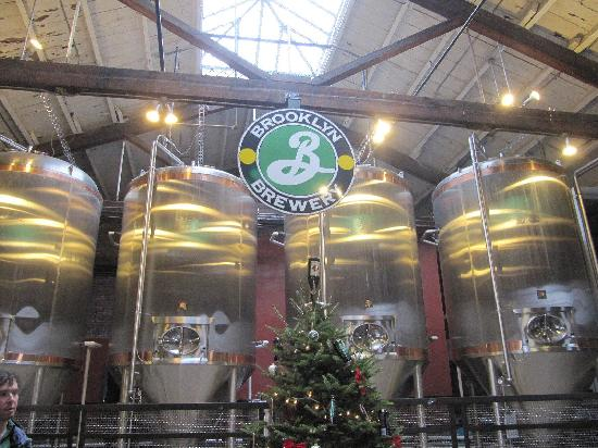 The New York Beer and Brewery Tour: Brooklyn Brewery