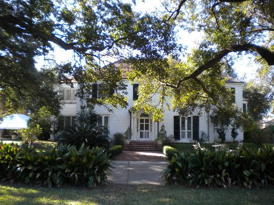 Grand Bayou Noir: The house