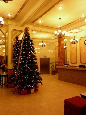 Hotel Victoria: Recepción
