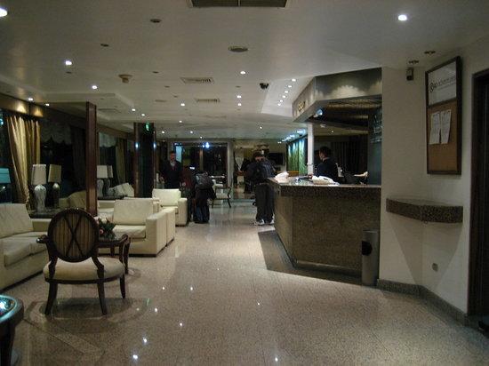 Hotel Rio Amazonas Internacional: Hotel lobby