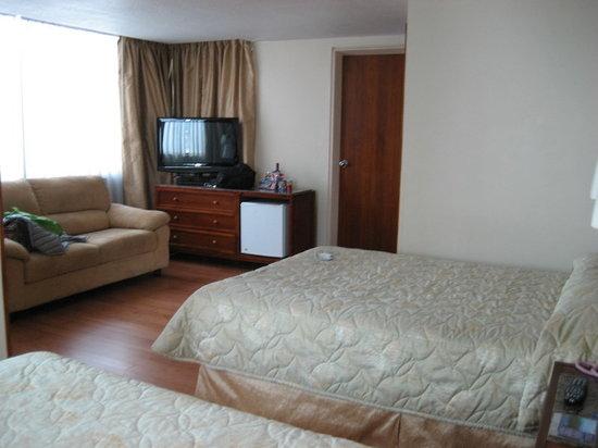 Hotel Rio Amazonas Internacional: Room 702