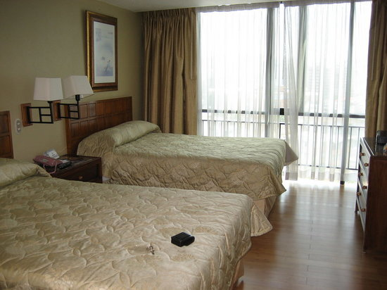 Hotel Rio Amazonas Internacional: Room 705