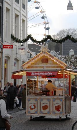 Bastion Hotel Maastricht Centrum: Maastricht Christmas boulevard