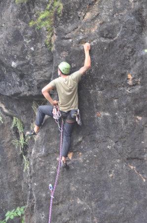 Hardcore Nepal Extreme Adventures - Day Tours: mathieu