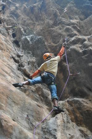 Hardcore Nepal Extreme Adventures - Day Tours : ram