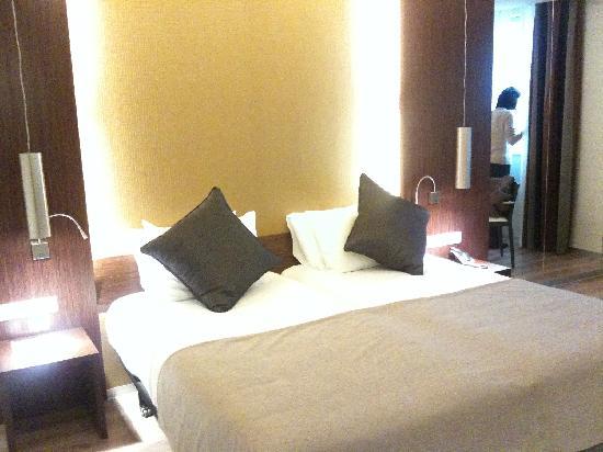LOFT Hotel Bratislava: la camera