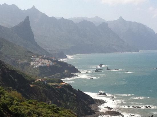 Benijo desde lo alto - Picture of Playa de Benijo, Almaciga - TripAdvisor