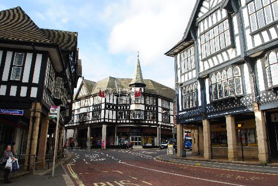Hotels In Chesterfield Uk