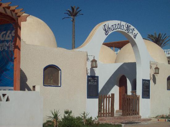 Ghazala Hotel: un piccolo hotel a Dahab