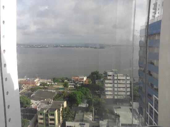 Decameron Cartagena: O hotel tem um elevador panorâmico