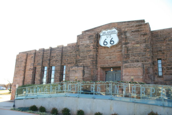 Route 66 Interpretive Center