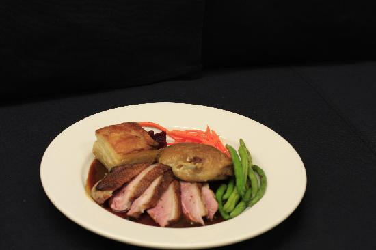 Bistro Henry: Duck Our Way. A specialty.