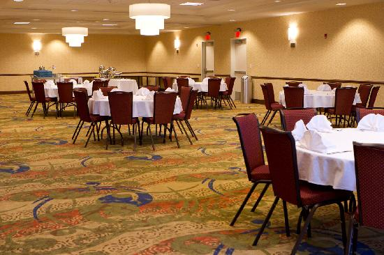 Hilton Garden Inn Devens Common: Ballroom