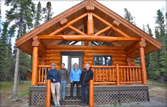 Timberline Wilderness Adventures Ltd. : Lakeside Cabin