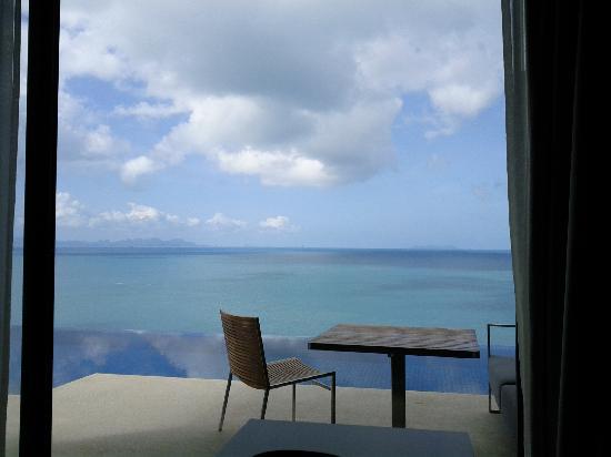 Conrad Koh Samui Villa 219 Morning - LoayltyLobby.com