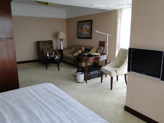 Sinoexcel Hotel: Suite