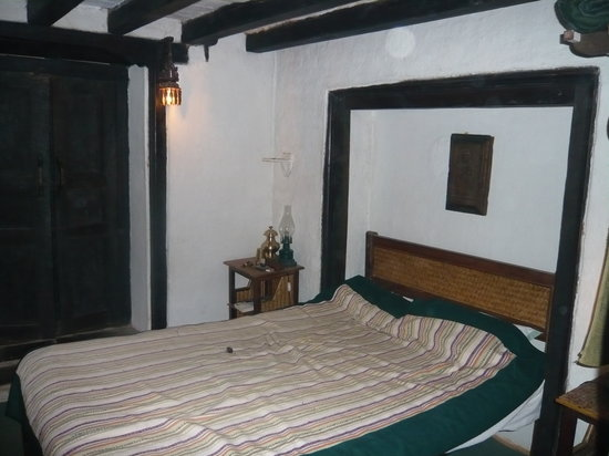 The Old Inn: chambre