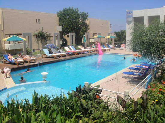 Platanias Mare Hotel : The pool