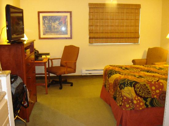 Mediterranean Inn: Well appointed rooms- this was a single