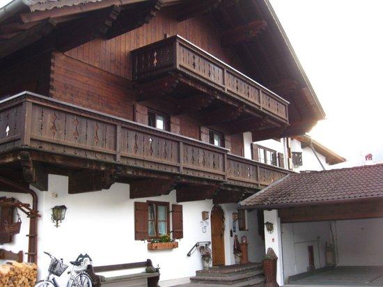 Fiakerhof : Exterior of guesthouse