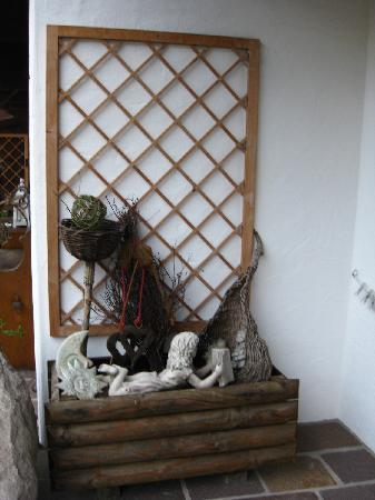 Fiakerhof : Back porch