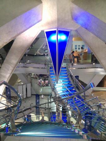 Caldea Thermal Spa: vista interior