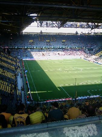 Signal Iduna Park: Vor dem Spiel!