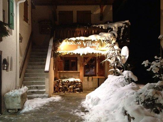 Flocons Village : Esterno