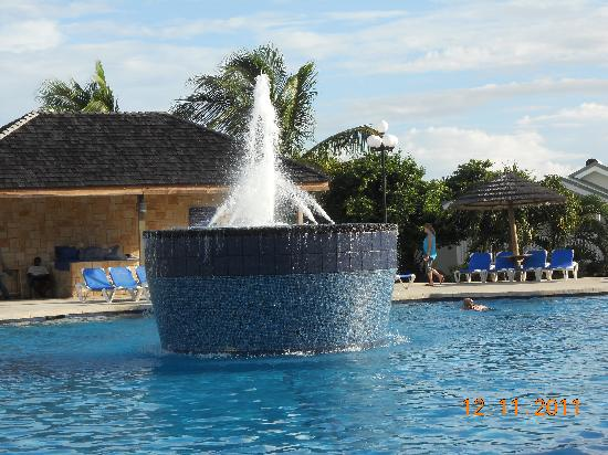 Saint Philip, Antigua: Main Pool
