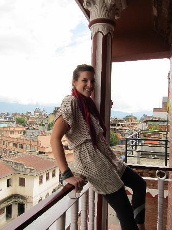 Hotel Family Home: Beautiful Balcony
