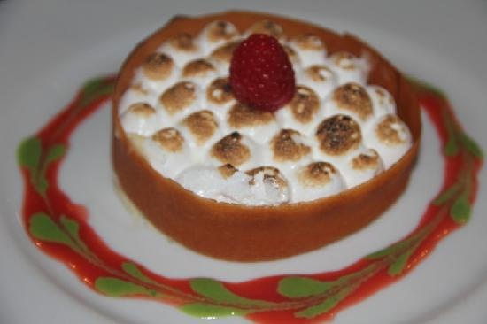 L'Ourcine : Their wonderful dessert
