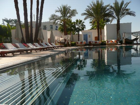Hilton Luxor Resort & Spa: piscine du Spa