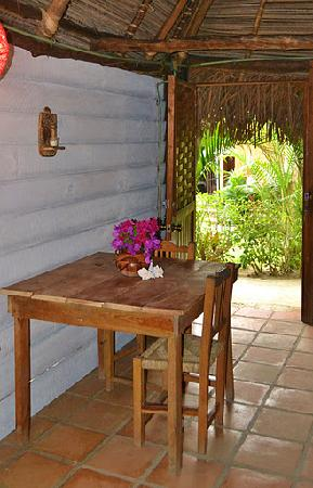 Cabanas La Joya de Yelapa: Inside view