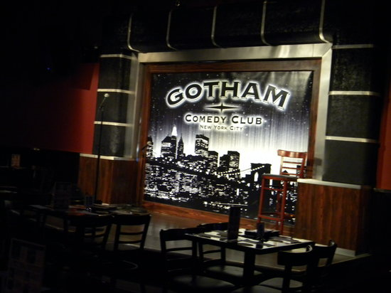 ‪Gotham Comedy Club‬