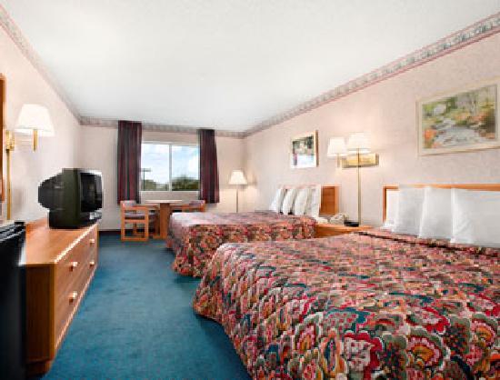 Days Inn Phoenix North: Double Bed Room
