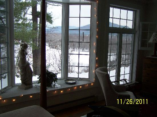 Brookhill Bed and Breakfast: bedroom view