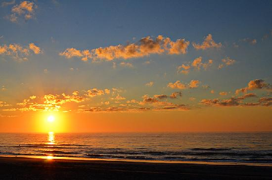 Myrtle Beach Marriott Resort & Spa at Grande Dunes: Sunrise