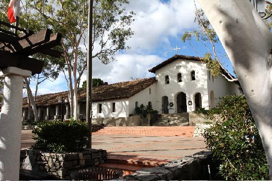 Mission San Luis Obispo de Tolosa: This is it!