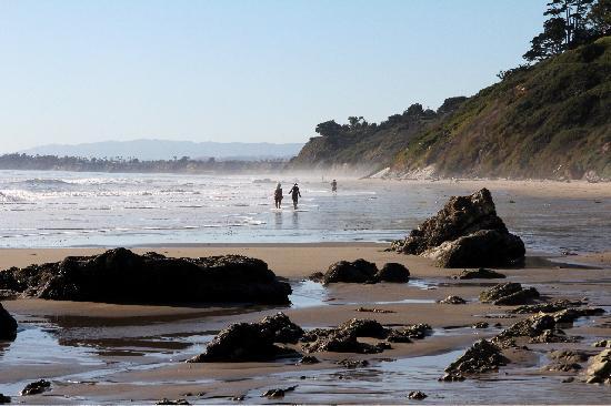 Arroyo Burro County Beach Park: Walk Time