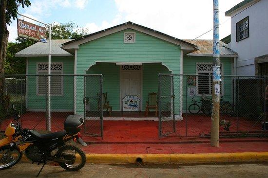 Casa Del Mar: frente casa del mar