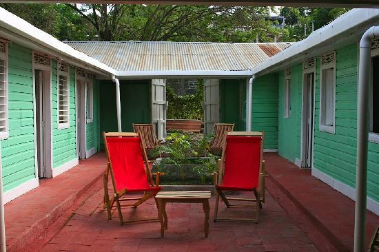 Casa Del Mar: area de recreación