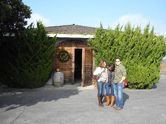O'Brien Estate Winery: Beautiful small winery