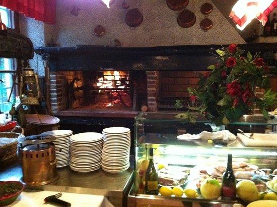 Ristorante al trenino in roma con cucina cucina romana - Cucina romana roma ...