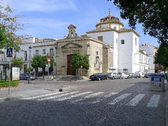 خيريز دي لا فرونتيرا, إسبانيا: Iglesia de las Angustias