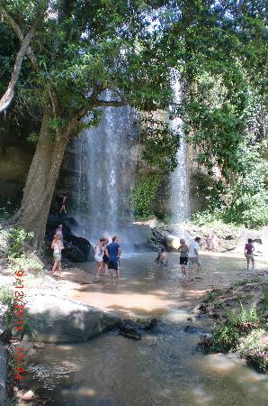 Tiwi, كينيا: Cascate Shimba Hills