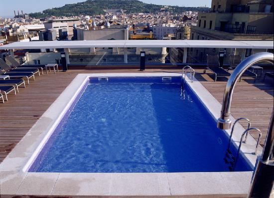 Hotel Jazz Barcelona Spain