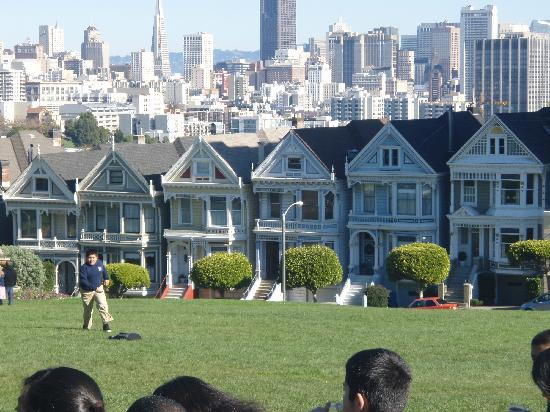 Painted Ladies Full House Picture Of Golden West Tours