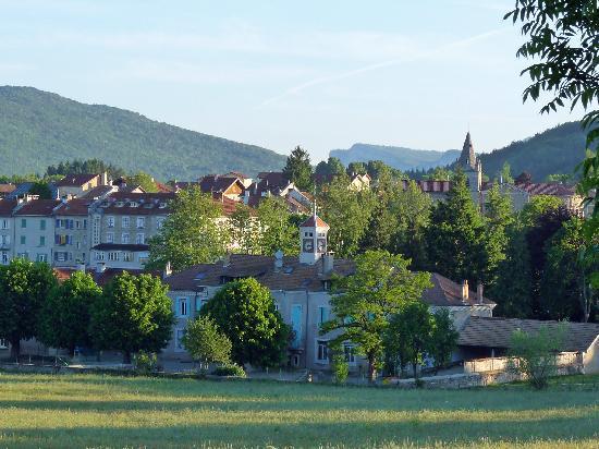 Hotel Bellier : The village, La Chapelle-en-Vercors